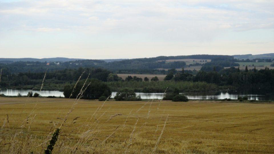 Svěr rybníků na Chebsku