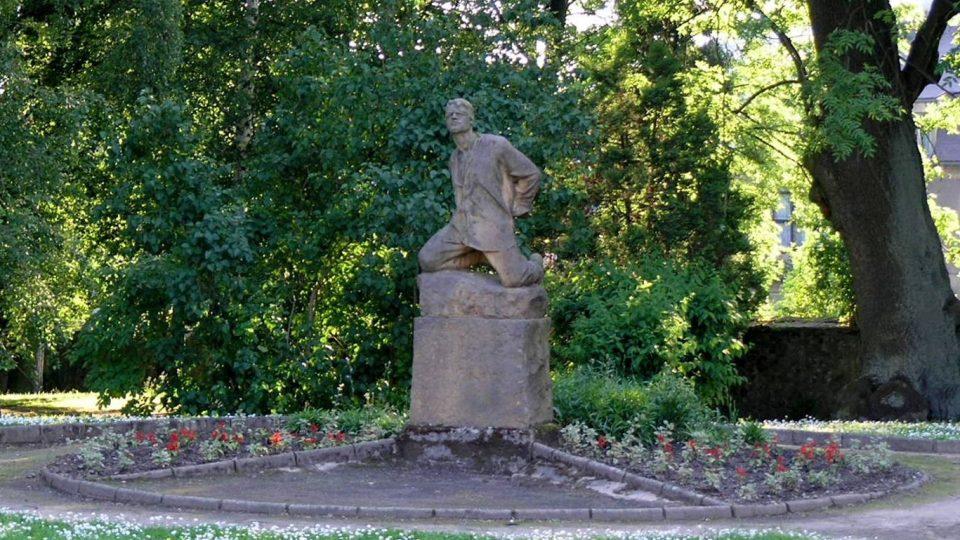 Památník Rumburské vzpoury v Rumburku