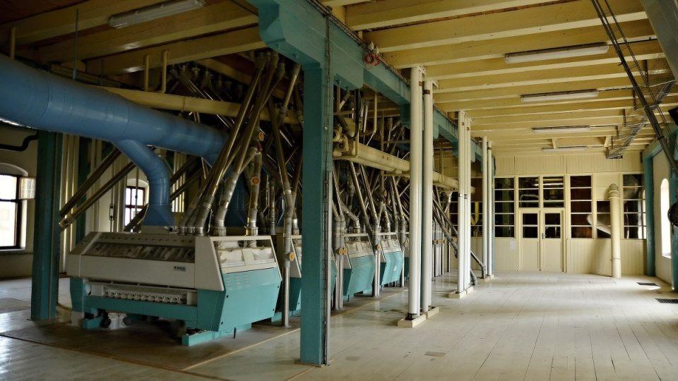 Automatický mlýn