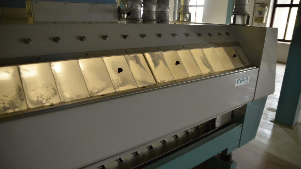 Moderní mlýnská technologie