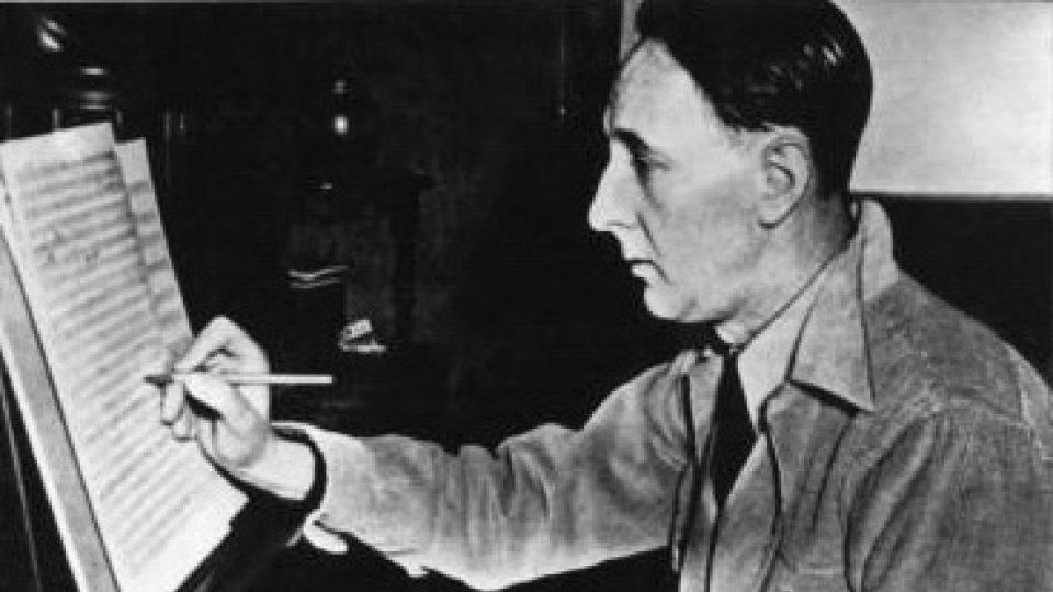 Bohuslav Martinů (cca 1942)