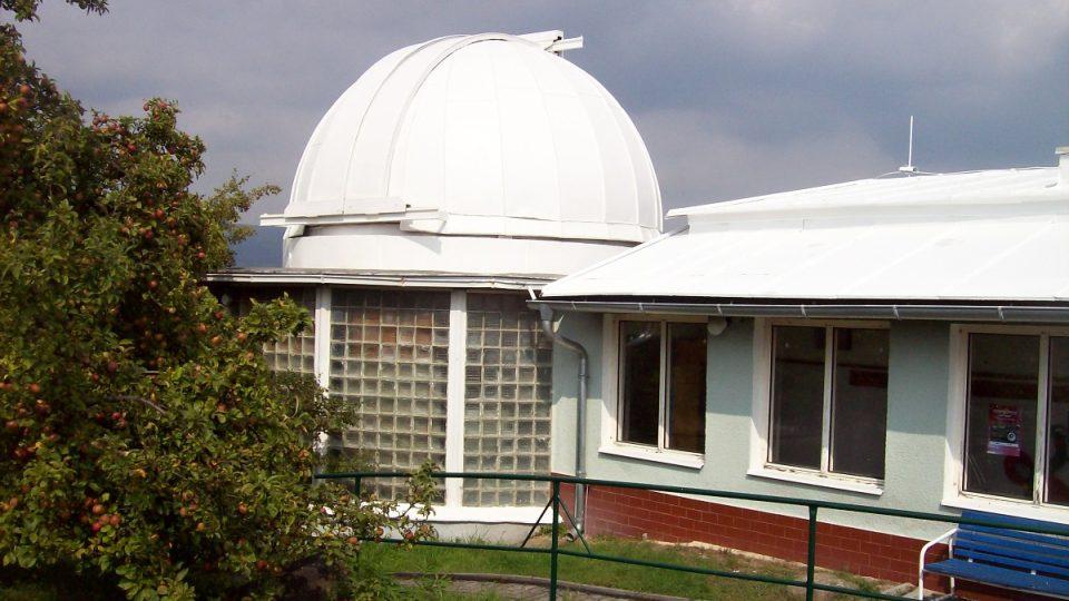 Kupole hvězdárny