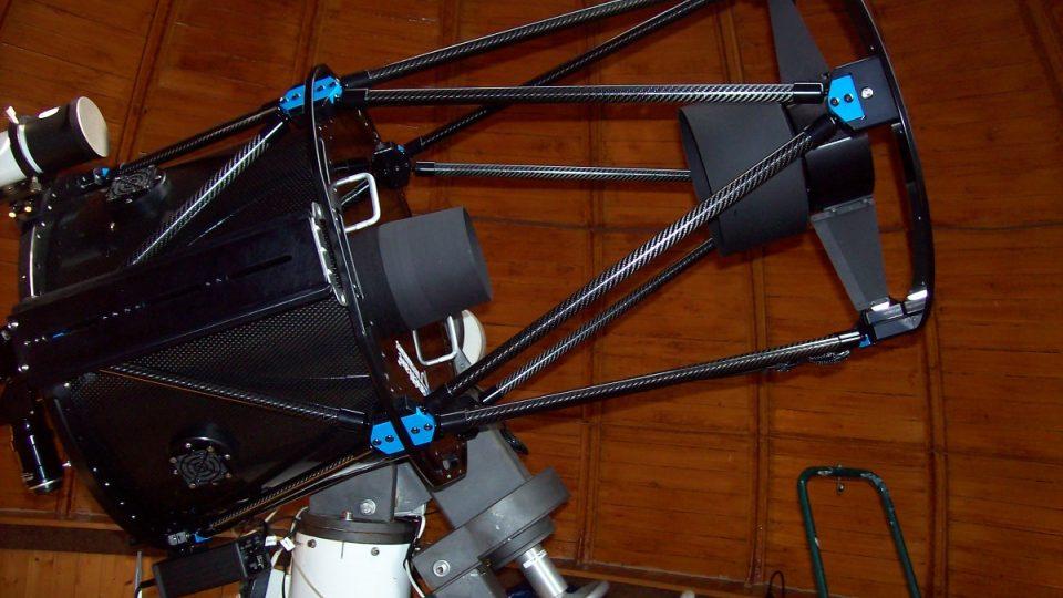 Nový dalekohled