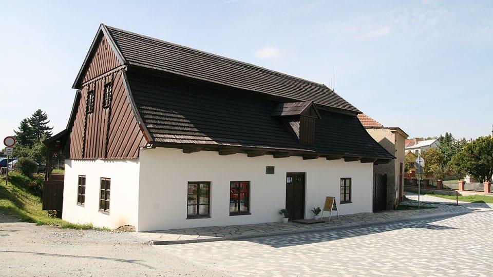 Rodný domek Františka Ladislava Heka