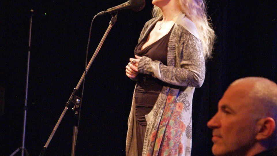 Linda Finková se postarala o hudební vložku