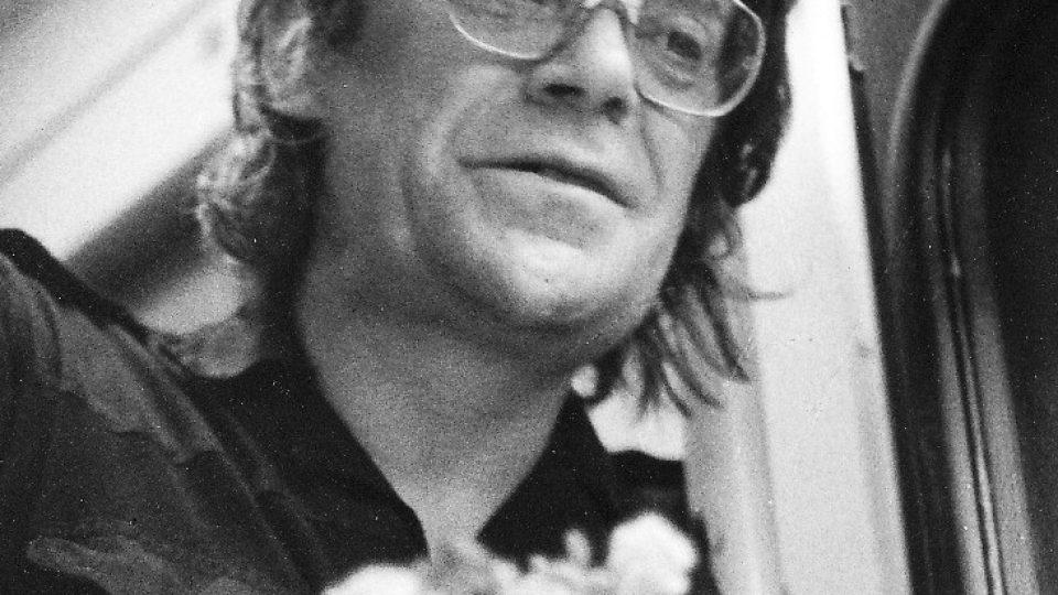 Jiří Němec, český filozof, psycholog a disident (1983)