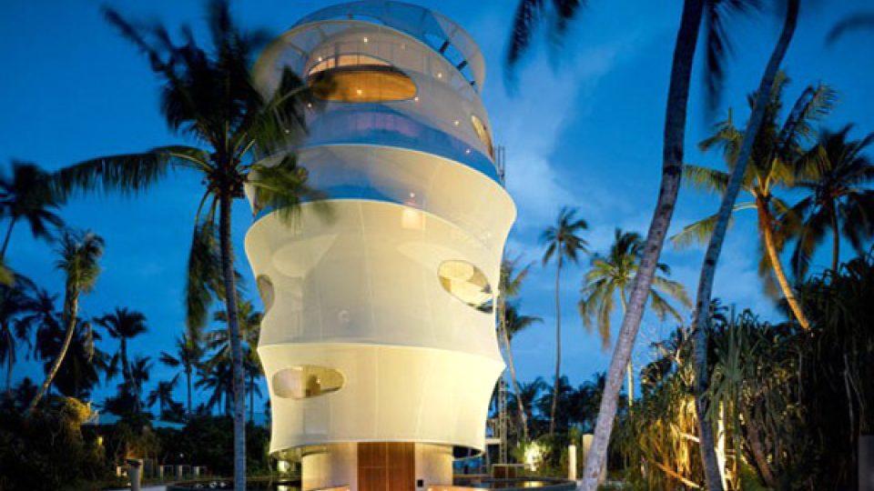 Na výjimečném hotelovém kompexu se autorsky podepsal architekt Petr Kolář