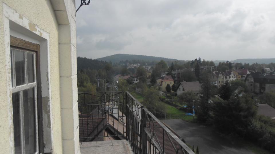 Petřín v Jablonci nad Nisou