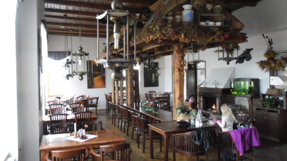 Restaurace Petřín