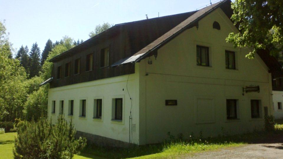 Prodej rekreačního zařízení v obci Železná Ruda - Špičák