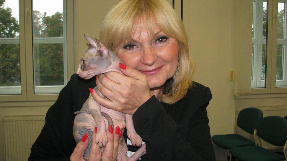 Do nahých koček jsme se v našem studiu prostě zamilovali!