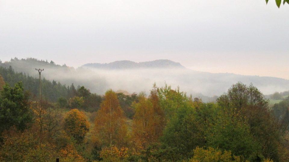 Tajemná stolová hora Vladař patří ke Žluticím
