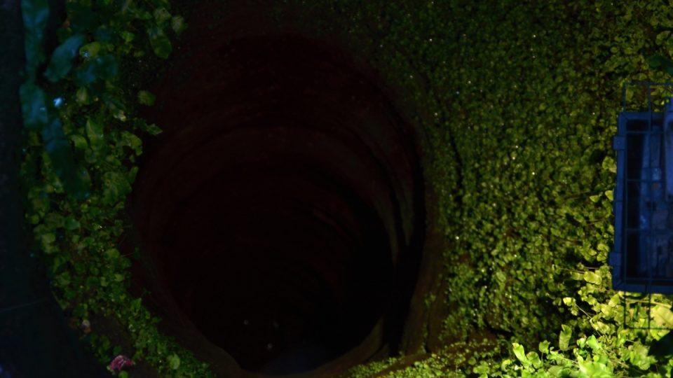Hradní studna