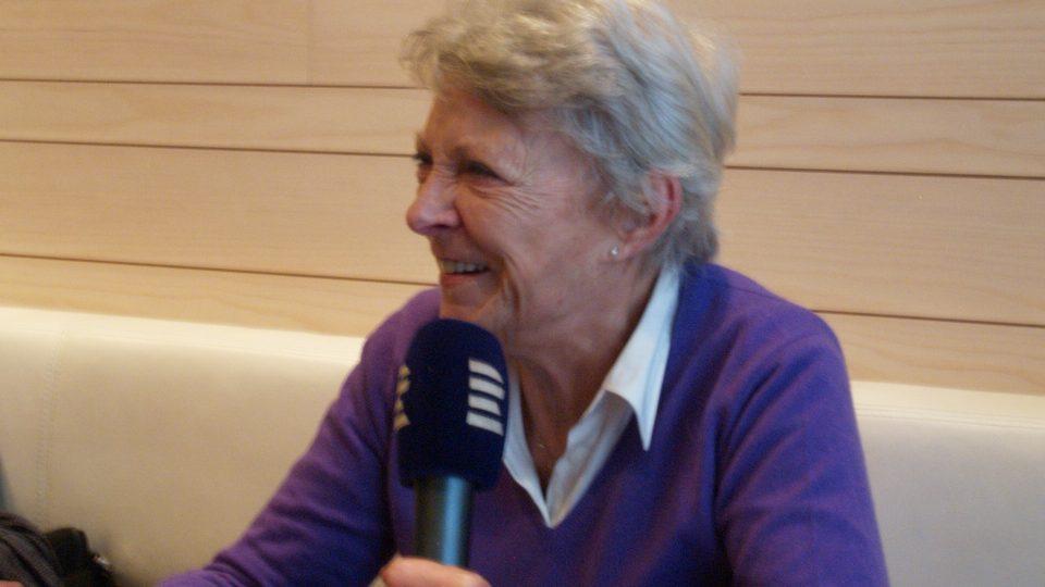 Jana Štěpánková letos oslavila 80. narozeniny