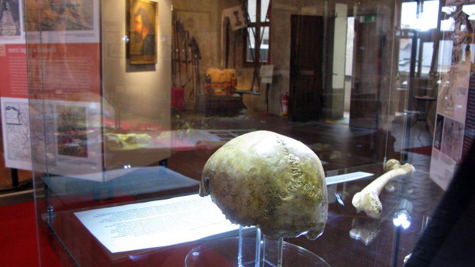 Z výstavy Žižka 1360?-1424 a jejího zahájení