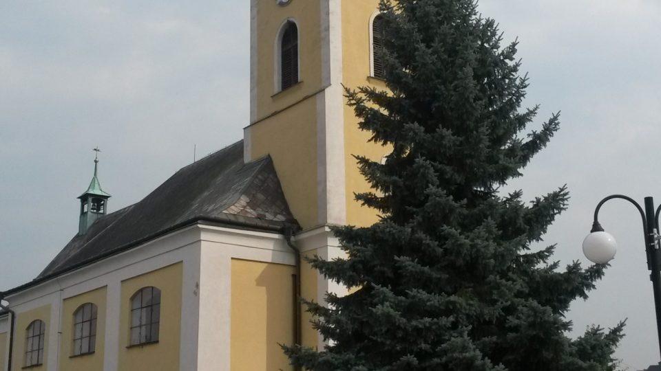 Kostel svaté Anny