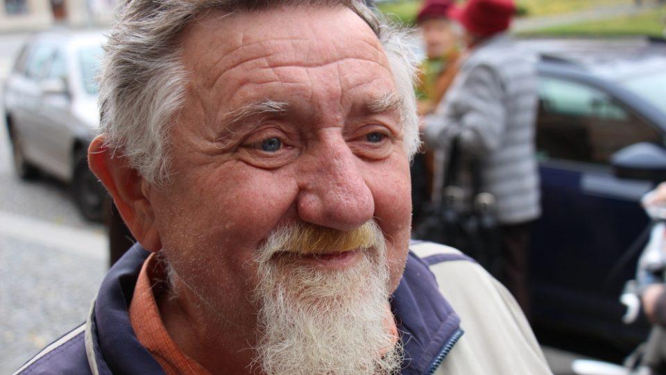 Vysíláme živě z Chotěboře, přihlížející posluchači