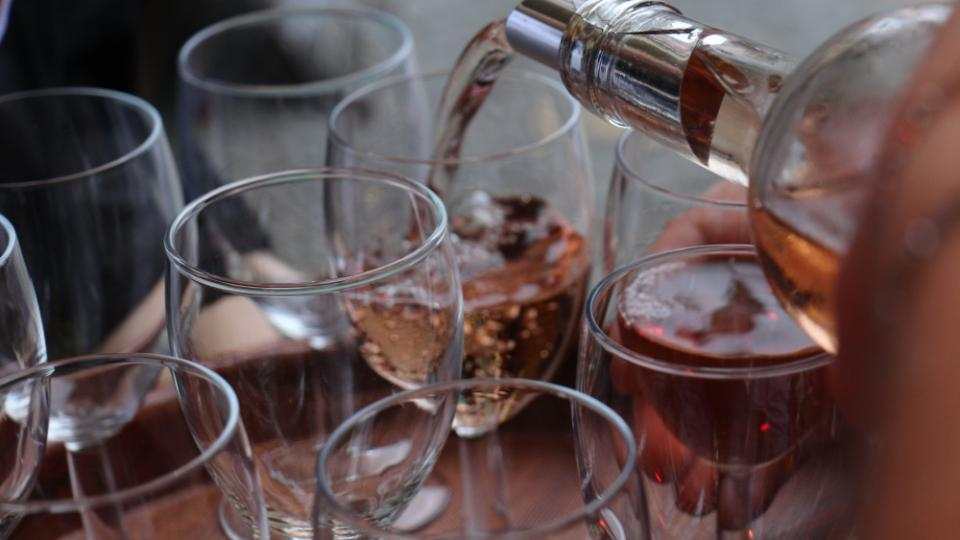 Vysíláme z Chotěboře. Na sv. Martine se otevírají láhve mladého vína