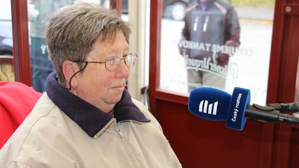 Vysíláme z Chotěboře, posluchačka si přeje písničku