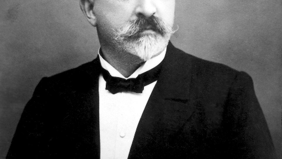 Automobilový vynálezce Leopold Sviták