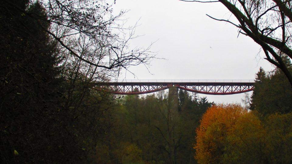 Železniční most z roku 1892