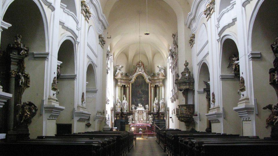 Minoritský kostel sv. Ducha v Opavě