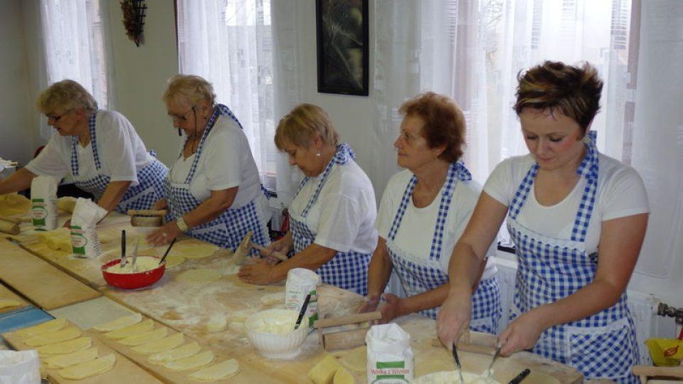 Výroba jabkanců