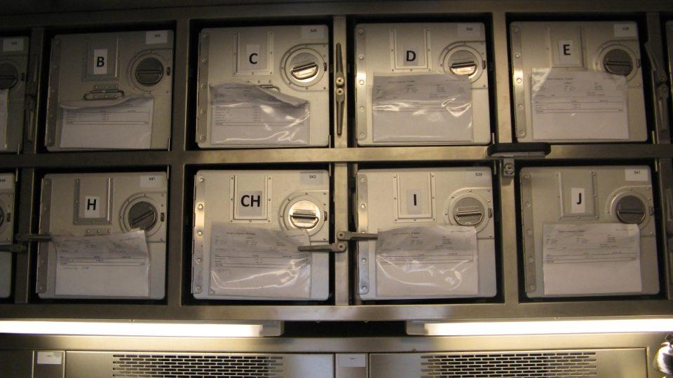Kontejnery na jídlo