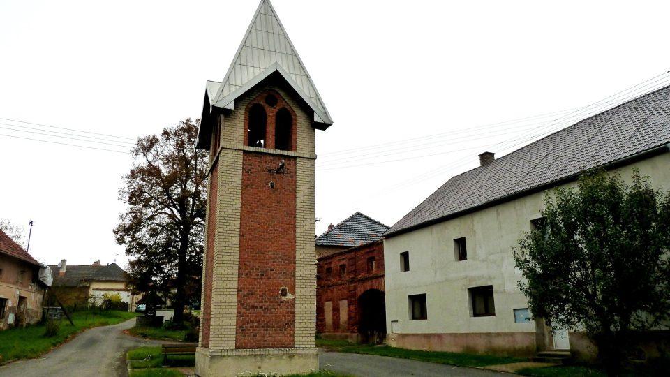 Zvonice na návsi