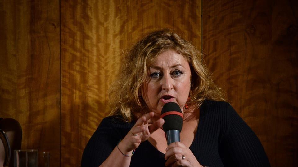 Silvestr 2014 s Českým rozhlasem Hradec Králové - Halina Pawlowská
