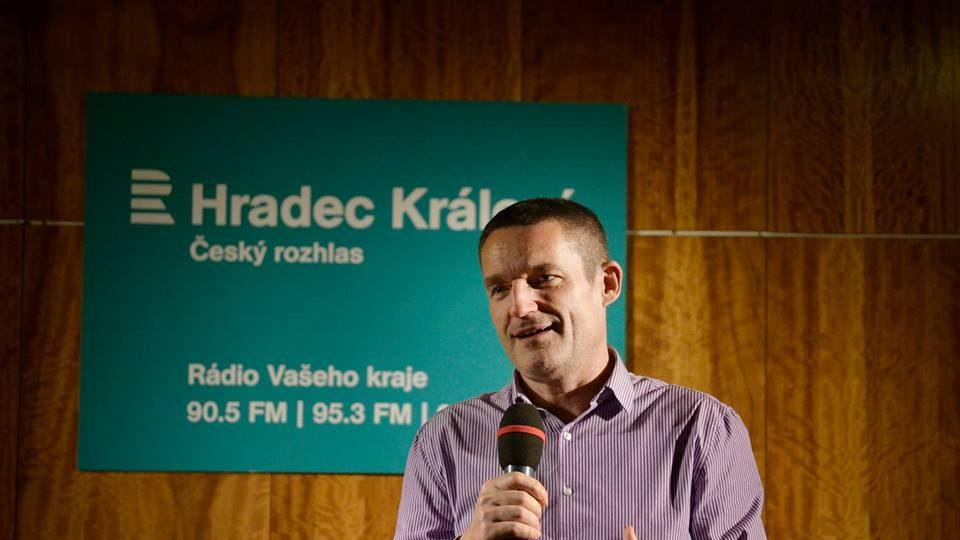 Silvestr 2014 s Českým rozhlasem Hradec Králové - Vladimír Hron