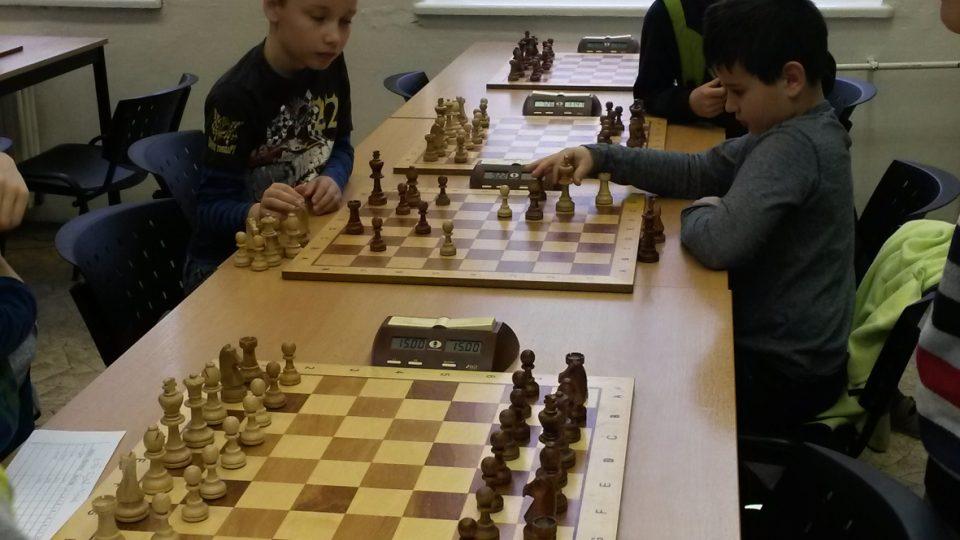 Nejmladší šachisté