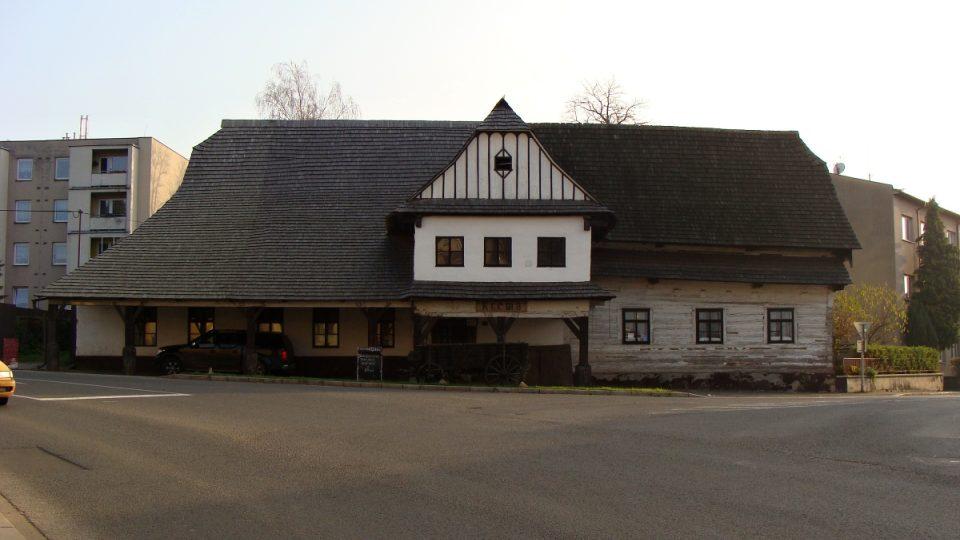 Lanškrounská Krčma