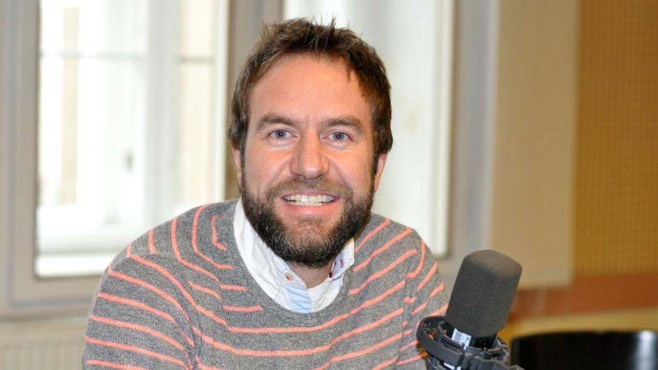 Milan Cais, zpěvák a bubeník skupiny Tata Bojs