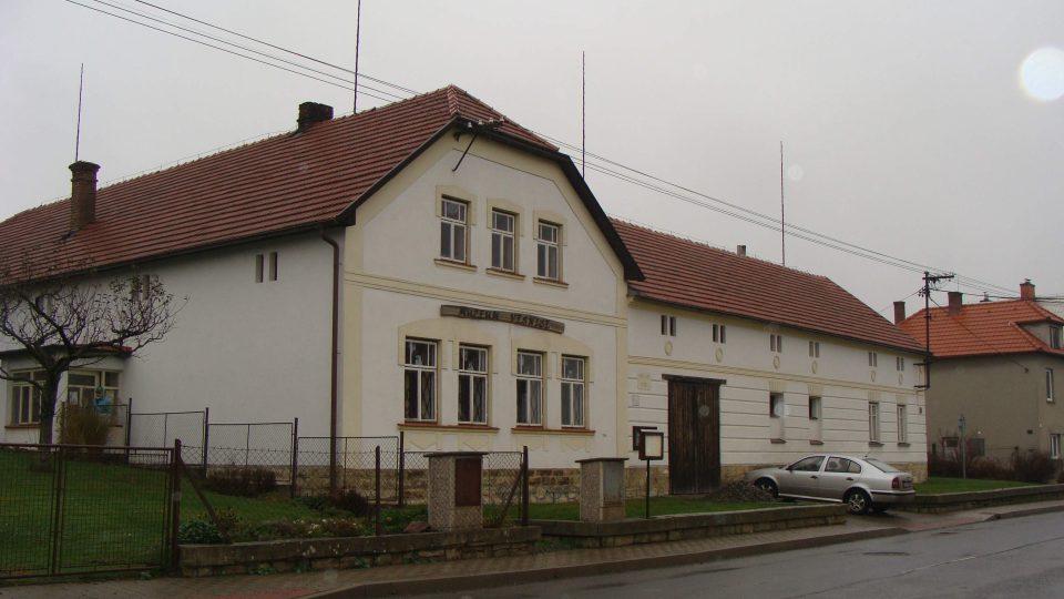 Dolní Újezd - Muzeum vesnice