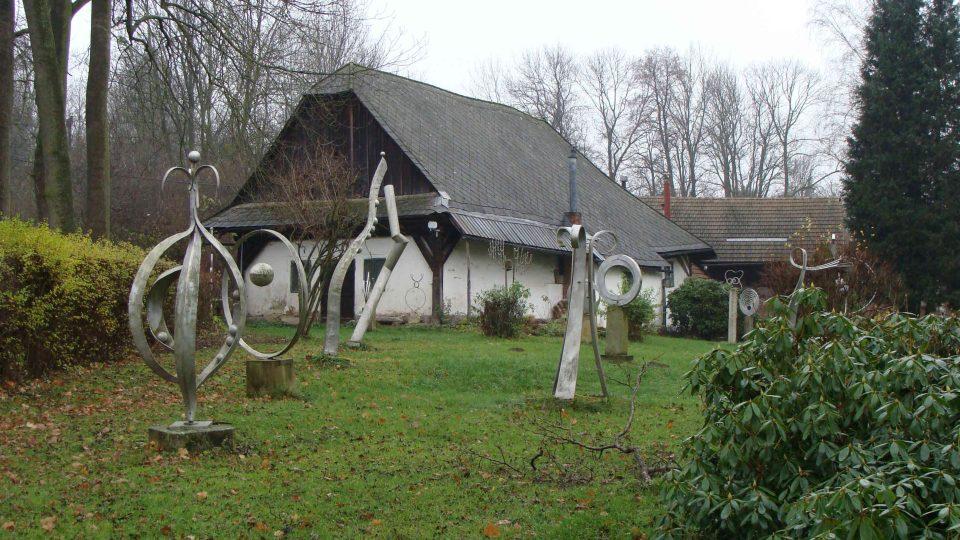Dům manželů Jandových v Osíku