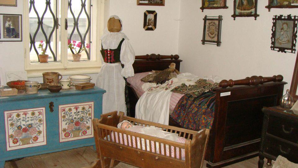 Expozice Muzea vesnice v Dolním Ujezdu