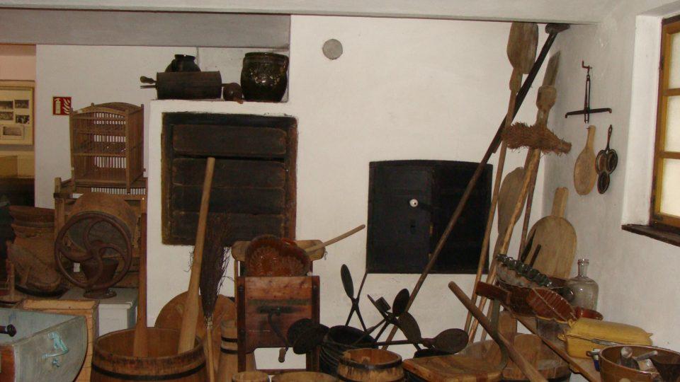 Muzeum vesnice v Dolní Újezdu
