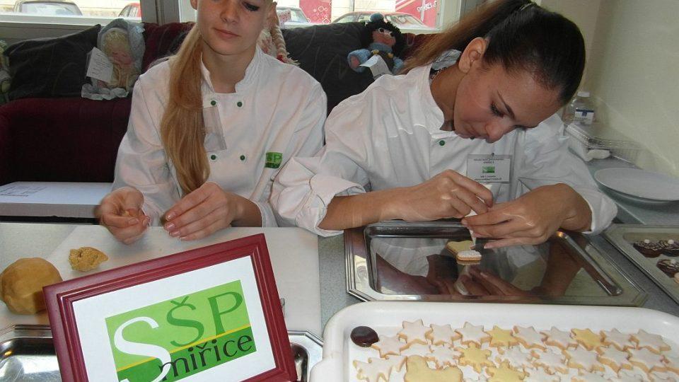 Střední potravinářská škola Smiřice v naší Radioporadně