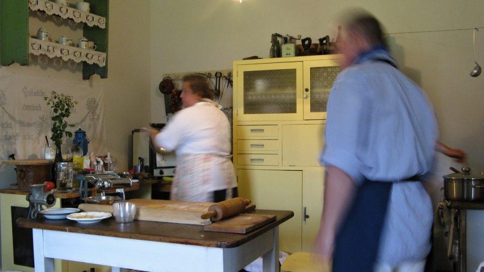 Zámecká kuchařka Nora Fajtová s manželem v neustálém pohybu