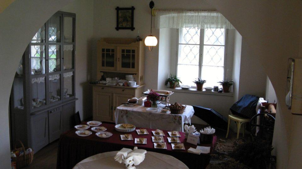 Zámecká kuchyně