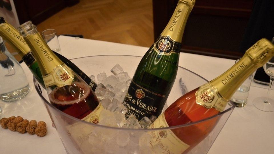 Champagne Henri de Verlaine