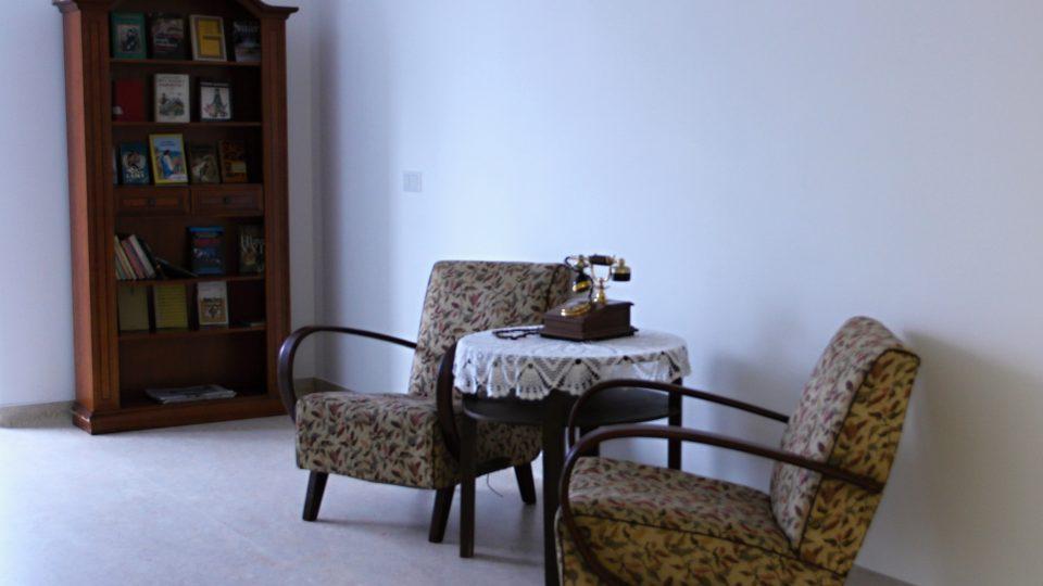 Domov seniorů v Bechyni