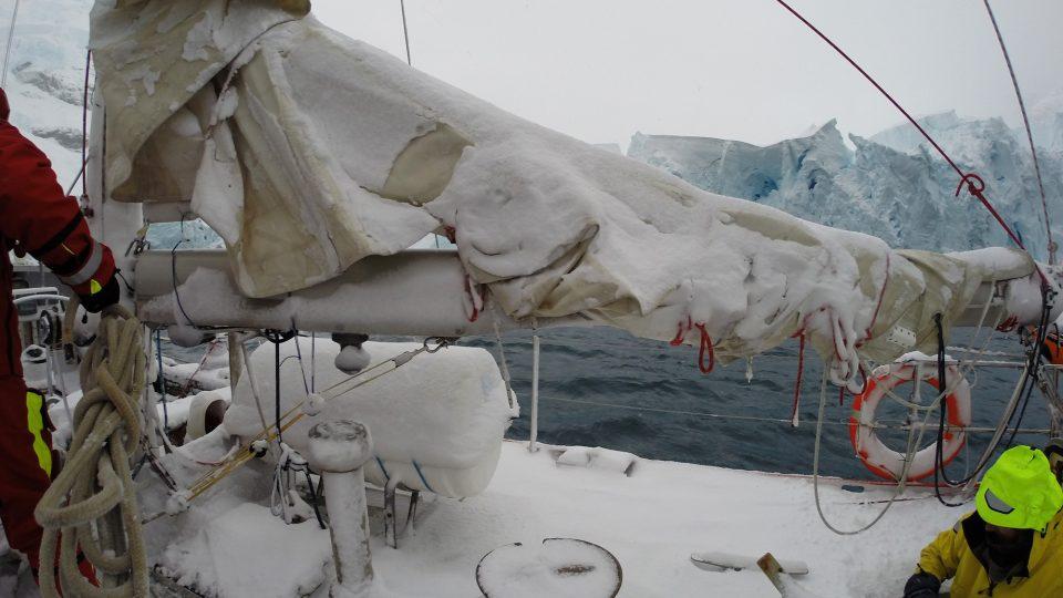 Selma v Antarktidě