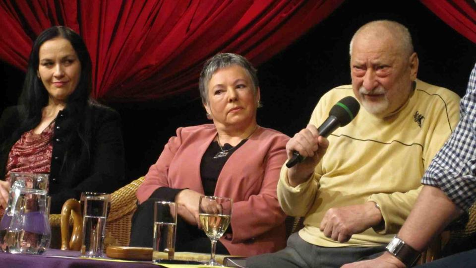 Jan Petránek hovoří o své celoživotní lásce, kterou je zahraniční zpravodajství