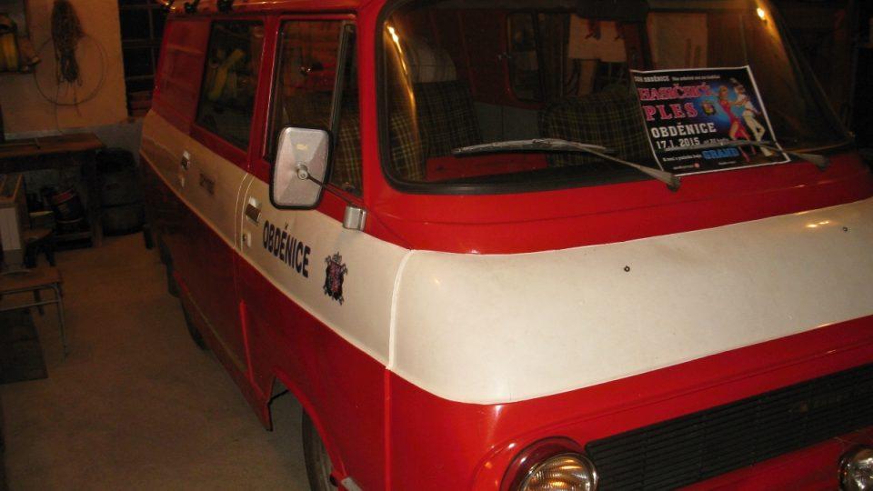 Naše stará Škoda 1203
