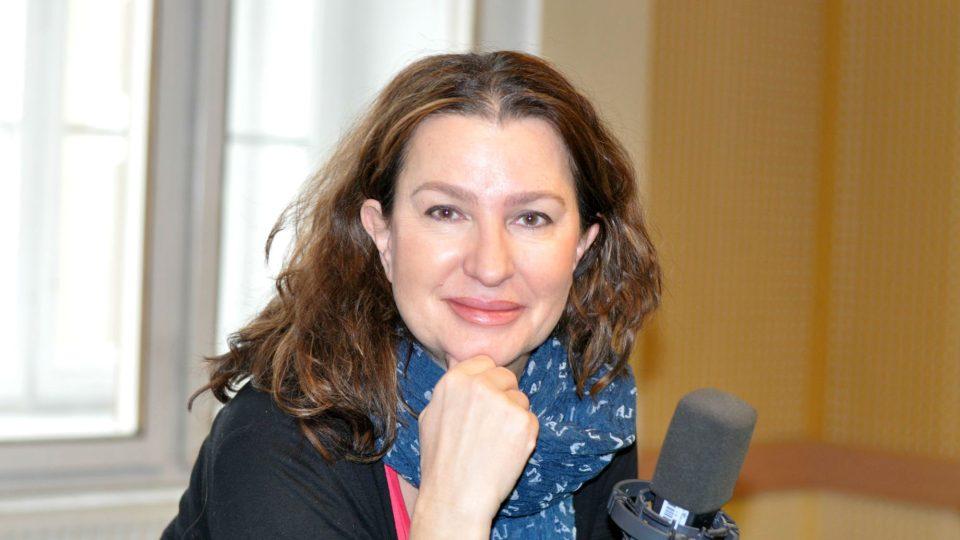 Režisérka Irena Pavlásková