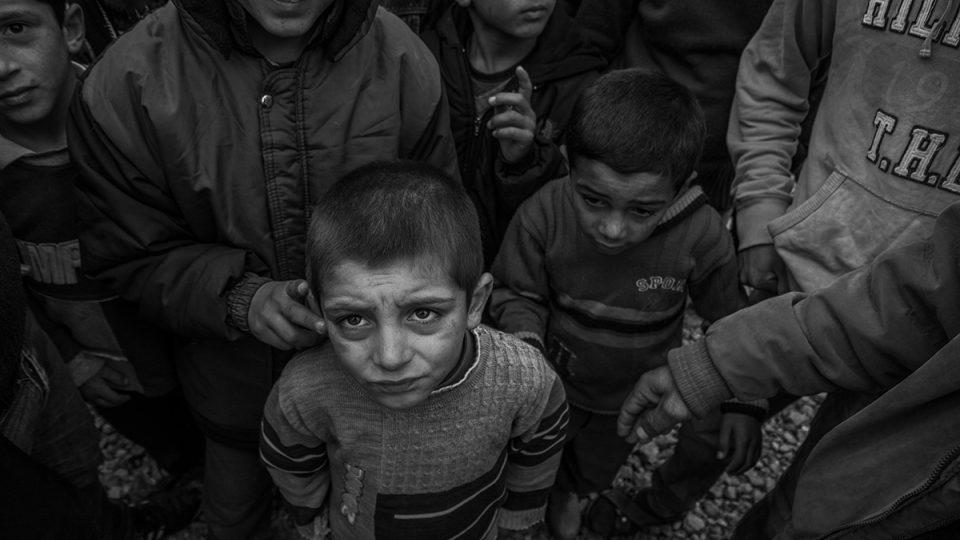 Za poslední rok vzrostl počet syrských dětí v ohrožení na více než 6,6 milionu