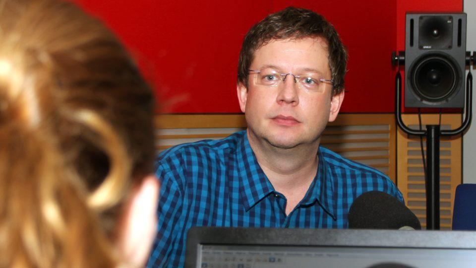 Aleš Cibulka, moderátor