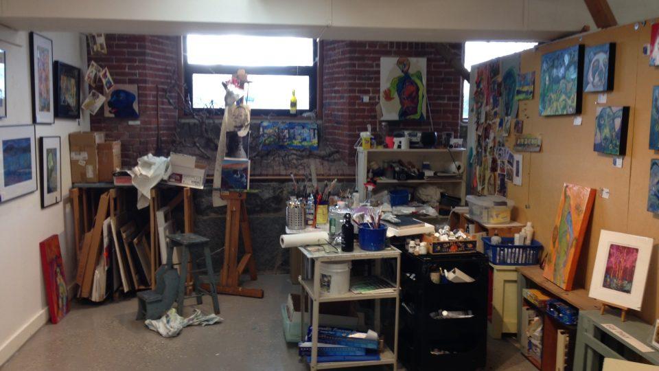 Lowell v americkém Massachusetts se proměnil v domov umělců
